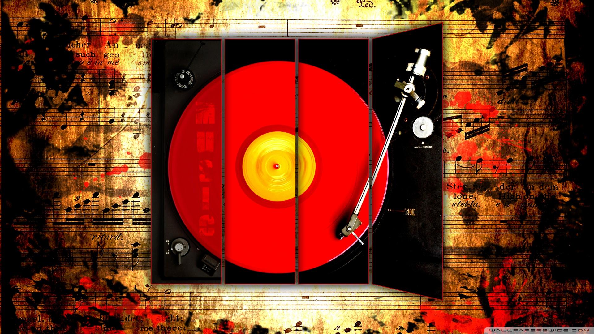 Dacă Dumnezeu ar asculta muzică, aceasta ar fi pe vinil !