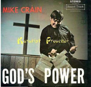 12-Mike Crain, preotul karatist-ar fi bine sa va alegeti alt popa sa va spovedeasca