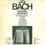 Bach - Ofranda muzicala 1