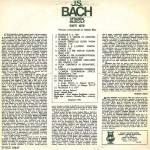 Bach - Ofranda muzicala 2