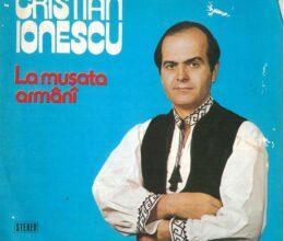 Cristian Ionescu - La musata armani