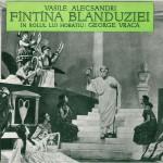 Vasile Alecsandri - Fintina Blanduziei