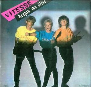 Vitesse - Keeping me alive