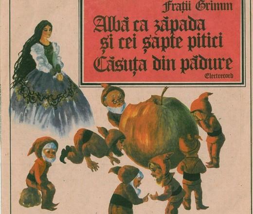 Fratii Grimm - Alba ca zapada