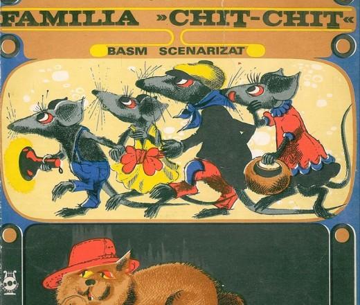 Ion Pas - Familia Chit-Chit