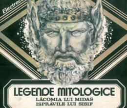 Legende mitologice - Midas, Sisif