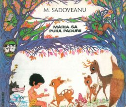 M. Sadoveanu - Maria sa puiul padurii