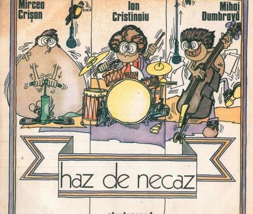 Mircea Crisan - Haz de necaz