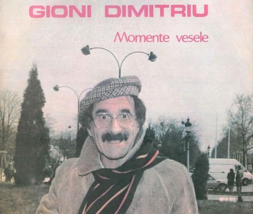 Momente vesele cu Gioni Dimitriu