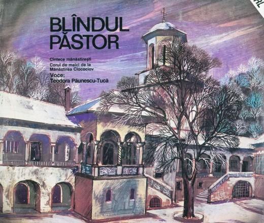Teodora Paunescu-Tuca - Blindul pastor