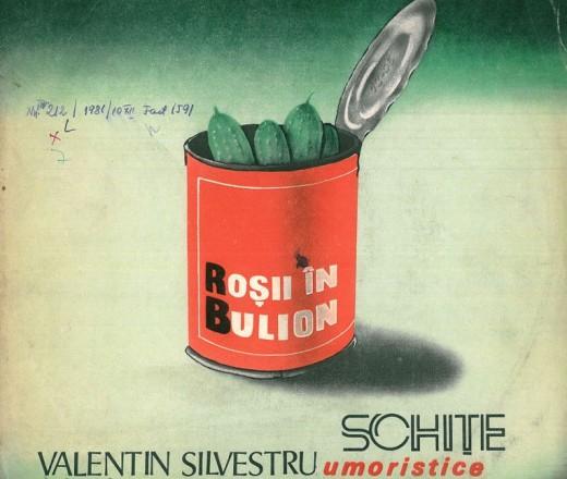 Valentin Silvestru - Schite umoristice