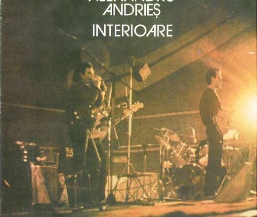 ALEXANDRU ANDRIES INTERIOARE