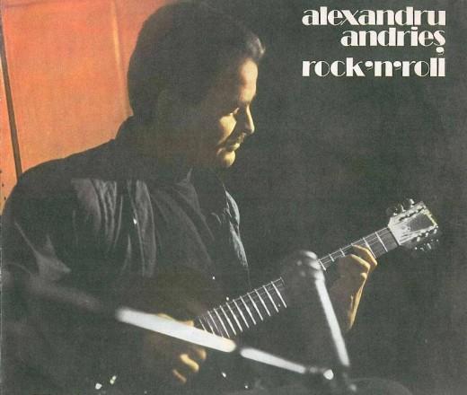 ALEXANDRU ANDRIES ROCK N ROLL