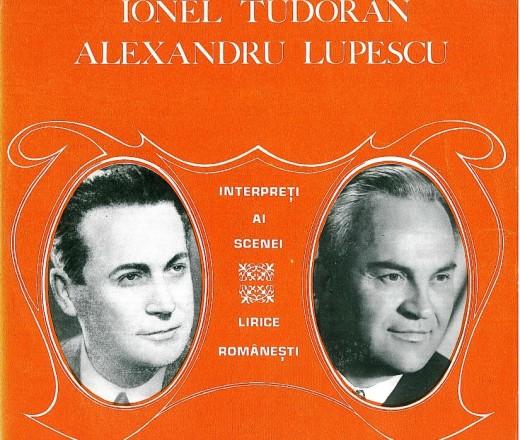 IONEL TUDORAN ALEXANDRU LUPESCU