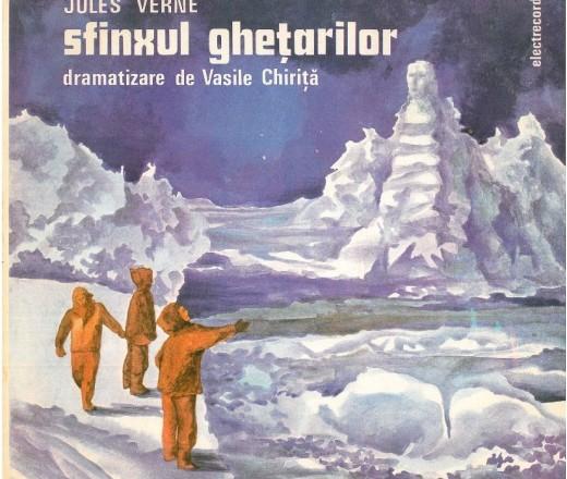 JULES VERNE SFINXUL GHETARILOR - 1 an