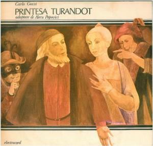 PRINTESA TURANDOT - 1 an