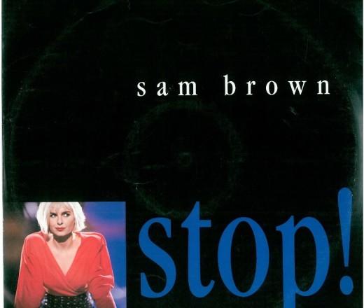 SAM BROWN - 1 an