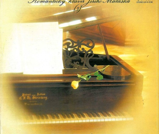ROMANTIC PIANO OF JIRI MALASEK