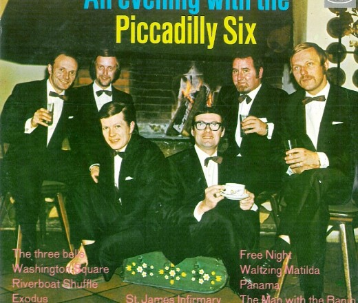 AN EVENING WITH THE PICCADILLY SIX