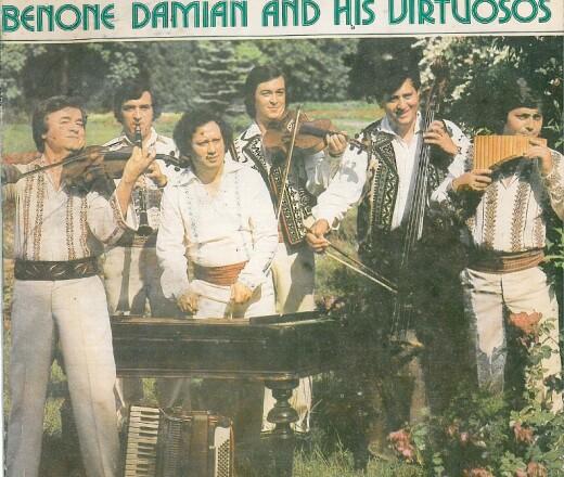 BENONE DAMIAN AND HIS VIRTUOSOS